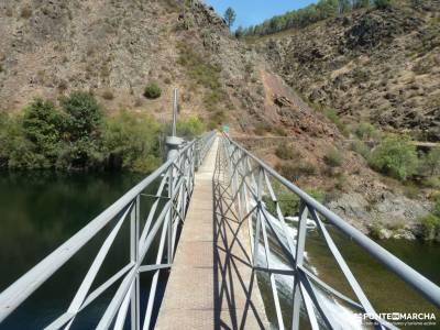 Atazar-Meandros Río Lozoya-Pontón de la Oliva-Senda Genaro GR300;ruta cañon rio lobos embalse de